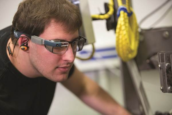 Digitization Smart Glasses